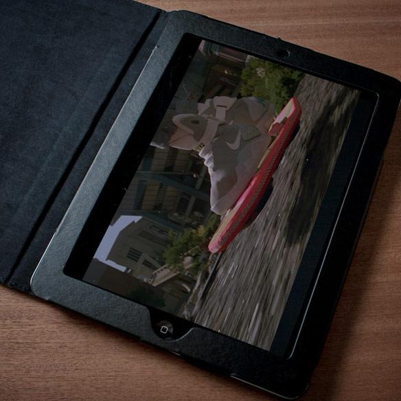 Back to the Future Retro iPad Case