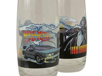 Back to the Future Tumbler