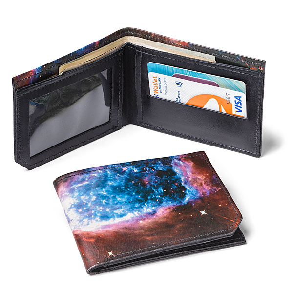 Backerton Galactic Wallet
