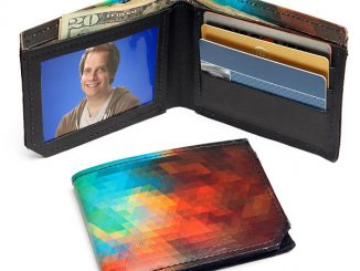 Backerton Spectrum Wallet