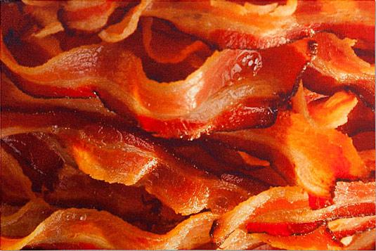 Bacon Doormat
