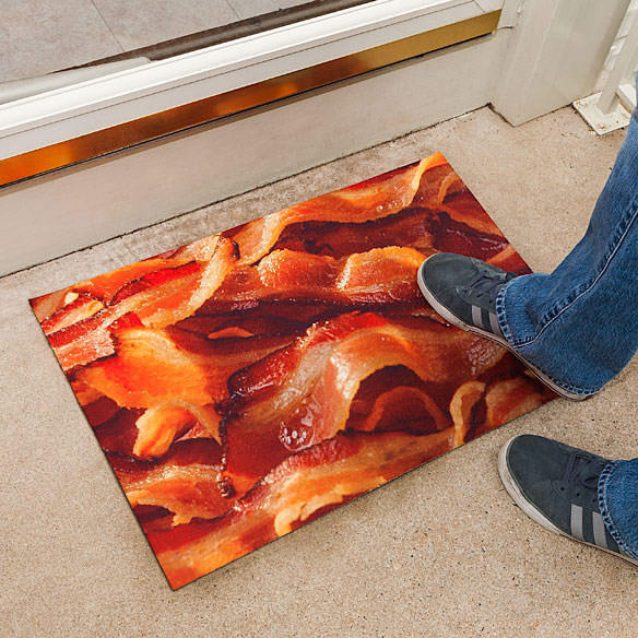 Bacon Doormats