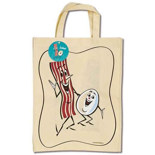 Bacon & Egg Shopping Bag