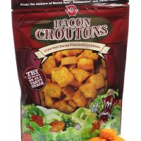Bacon Flavored Croutons