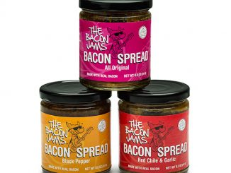 Bacon Jams Three Trial Pack