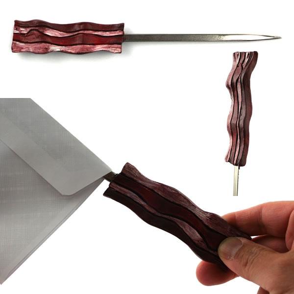Bacon Letter Opener