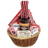 Bacon Lovers Gift Basket