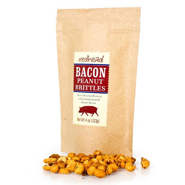 Bacon Peanut Brittles