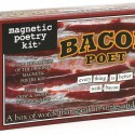 Bacon Poet - Magnetic Poetry