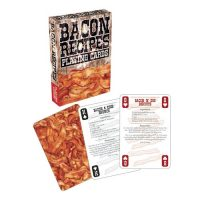 Bacon Recipes Playing Cards