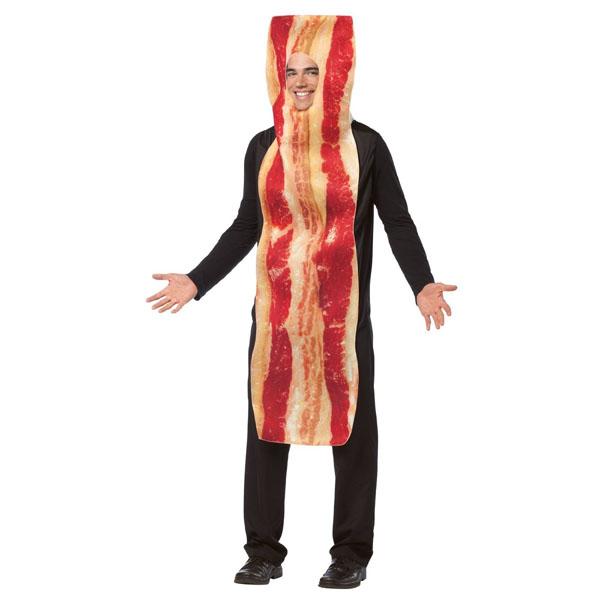 Bacon Slice Costume