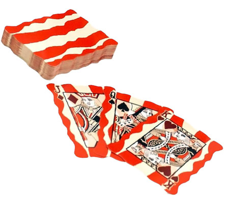 Bacon Styled Playing Cards