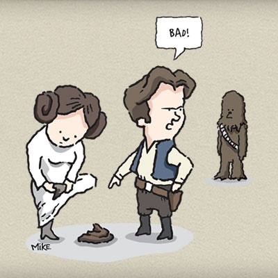 Bad Chewie Hoodie