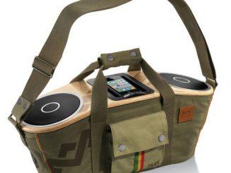 Bag of Rhythm Portable Audio System