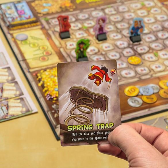 Baldricks Tomb Dungeon Crawl Game