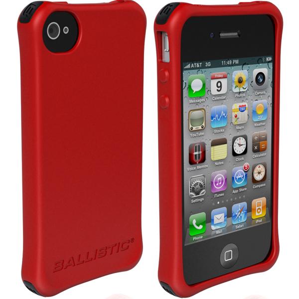 Ballistic LS Smooth iPhone Case