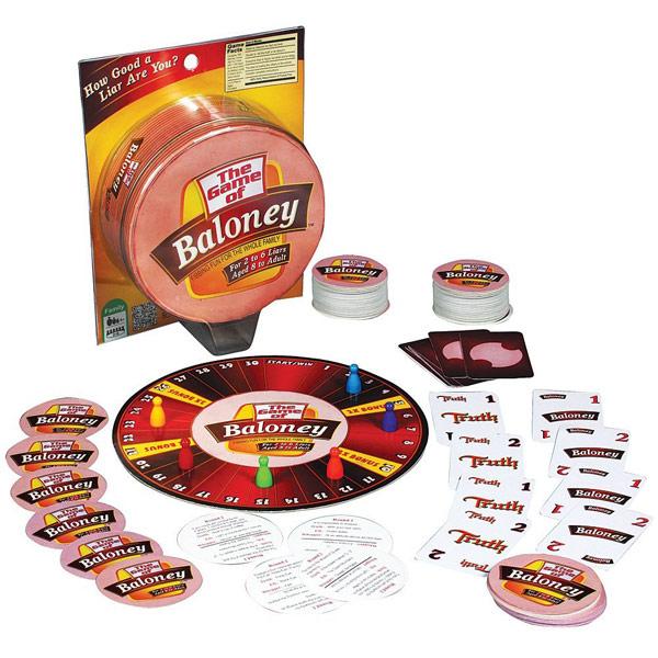 Baloney Board Game
