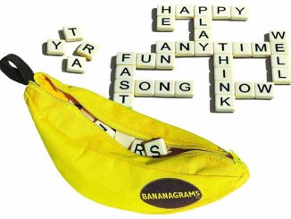 Bananagram Scrabble Game