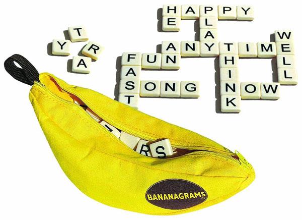 Bananagram Scrabble Game