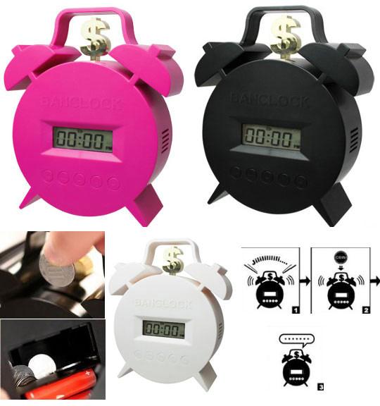 Banclock Alarm Clock