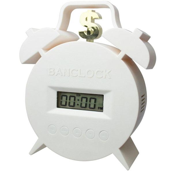 Banclock Twin Bell Alarm Clock