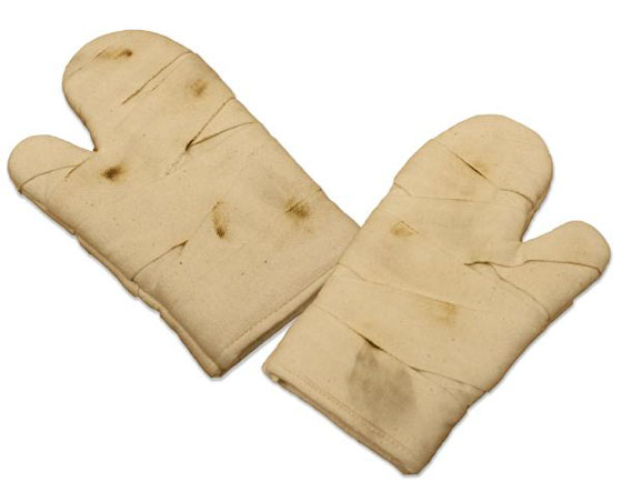 Bandage Oven Gloves