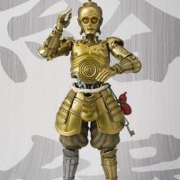 Bandai Tamashii Nations Meisho Movie Realization C-3PO Action Figure