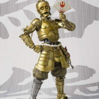 Bandai Tamashii Nations Meisho Movie Realization Star Wars C-3PO Action Figure