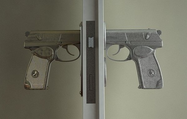 Bang Bang Doorknob