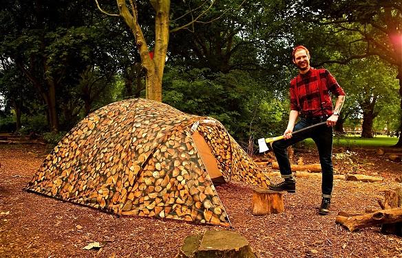 Bang Bang Solar Powered Tent 2