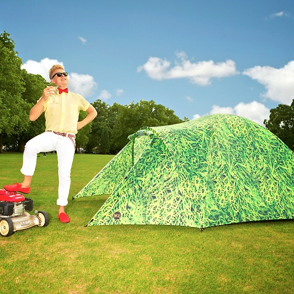 Bang Bang Solar Powered Tent