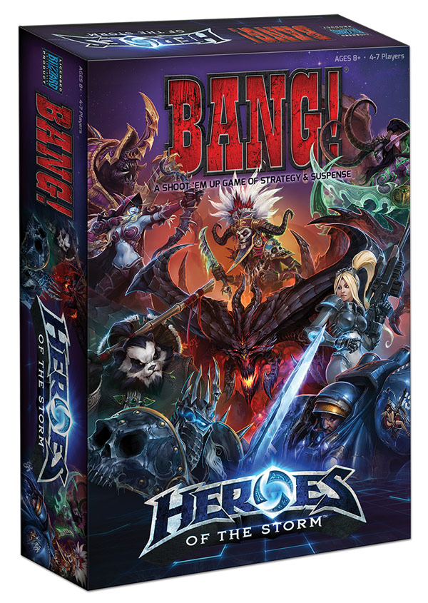 Bang Heroes of the Storm Game