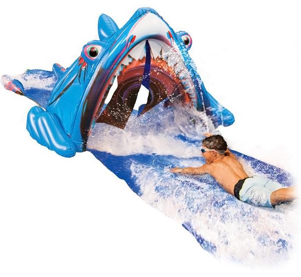 Banzai 3D Shark Bite Slide
