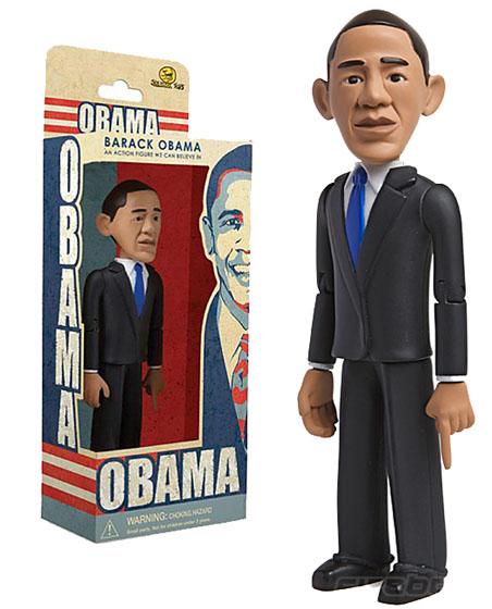 Barack Obama Action Figure