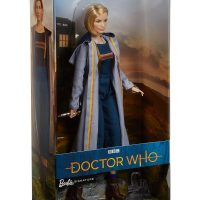 Barbie BBC Dr Who Thirteenth Doctor Collector Doll