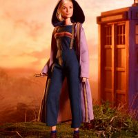Barbie Doctor Who 13th Doctor Collector Doll