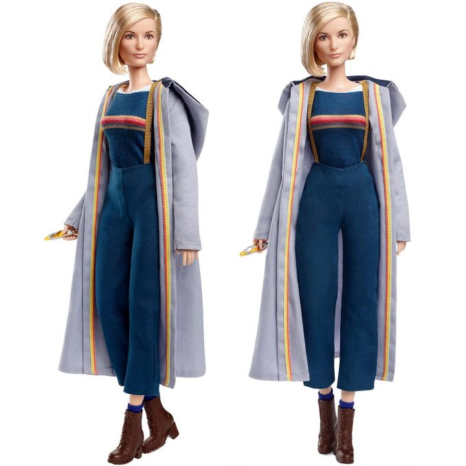 Barbie Doctor Who Thirteenth Doctor Collector Doll