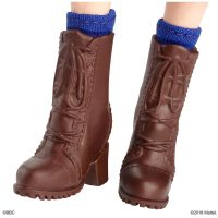 Barbie Doctor Who Thirteenth Doctor Collector Doll Boots