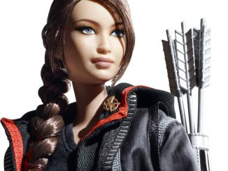 Barbie Hunger Games Katniss Everdeen Collector Doll