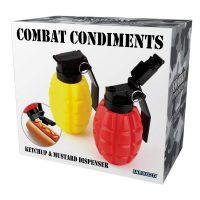 Barbuzzo Combat Condiments