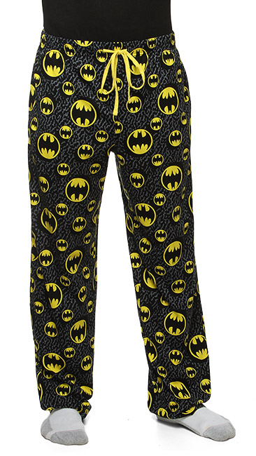 Bat Signal All Over Print Lounge Pants