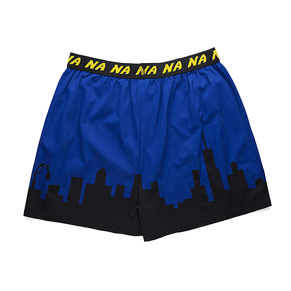 Bat Time Glow-in-the-Dark Boxers back