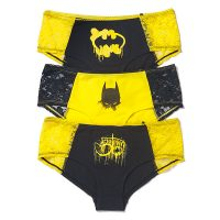 Batgirl Grafitti 3-Pack Panties