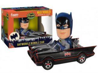 Batman 1966 Barris Batmobile Wacky Wobbler