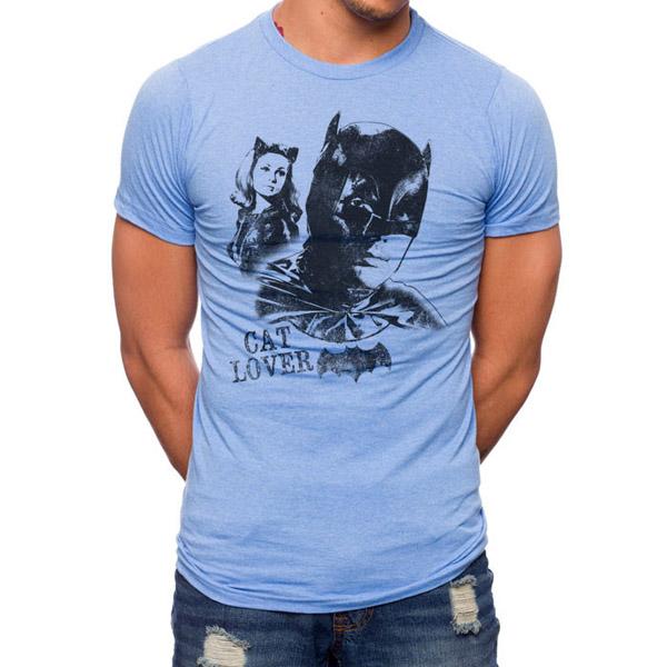 Batman 1966 Cat-Lover TV Series T-Shirt