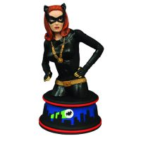 Batman 1966 Catwoman Mini-Bust