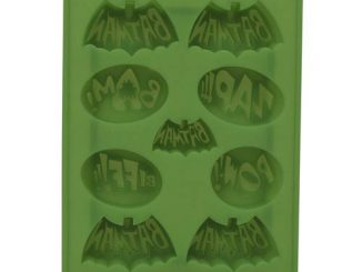 Batman 1966 Silicone Ice Cube Tray
