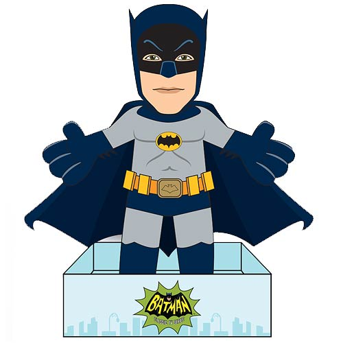 Batman 1966 TV Series Batman 10-Inch Plush