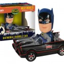Batman 1966 TV Series Batmobile Bobble Head