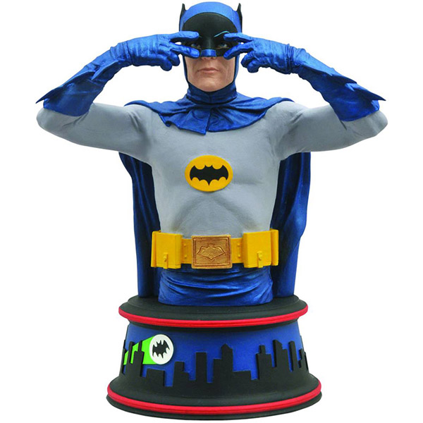 Batman 1966 TV Series Batusi Mini-Bust